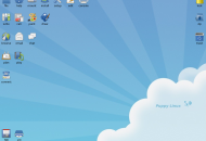 Puppy Linux 4 Desktop