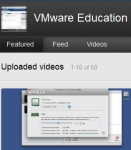 VMware Virtualization Education Resource